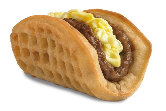 Taco Bell's New Taco Waffle & How to Make Your Own